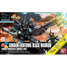 1/144 HGBF Gundam Lightning Black Warrior
