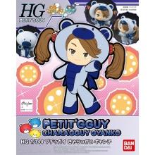 HGPG 1/144 Petit'gguy Chara'gguy Gyanko