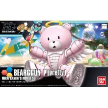1/144 HGBF Beargguy P (Pretty)