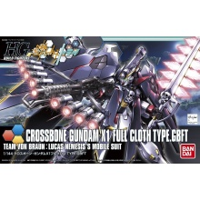1/144 HGBF Crossbone Gundam X-1 Full Cloth Type.GBFT
