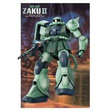 1/144 FG MS-06F Zaku II