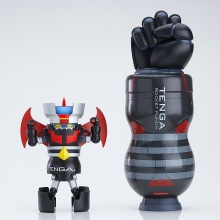 Mazinger TENGA Robo - Mega TENGA Rocket Punch Set (First Run Limited)