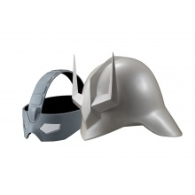 [PREORDER STOP] 1/1 Full Scale Works: Mobile Suit Gundam - Réplica Casco Stahlhelm de Char Aznable