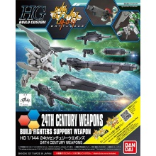 1/144 HGBC 24th Century Weapons