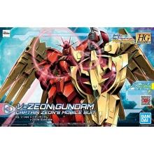 1/144 HGBD:R ν-Zeon (Nu-Zeon) Gundam