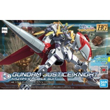 HGBD:R 1/144 Gundam Justice Knight