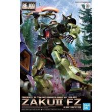 1/100 RE/100 Zaku II FZ