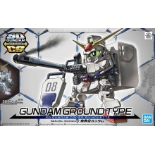 SD Gundam Cross Silhouette: Gundam Ground Type