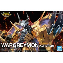 [PREORDER] Figure-rise Standard - Digimon: Wargreymon (Amplified)