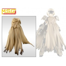 M.S.G. Modeling Support Goods - Dress up parts Crash cloak