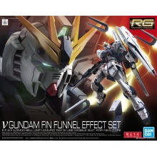 1/144 RG ν (Nu) Gundam Fin Funnel Effect Set
