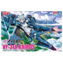 [PREORDER] V.F.G. Macross Delta: VF-31A Kairos