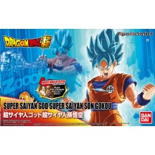 Figure-rise Standard Dragon Ball - Super Saiyan God Super Saiyan Son Goku