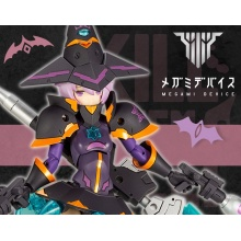 [PREORDER] 1/1 Megami Device Chaos & Pretty - Witch Darkness