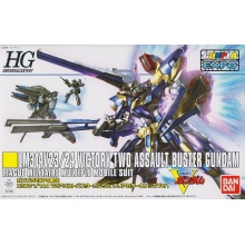 1/144 HGUC V2 Assault Buster Gundam (Clear Color & Plated Ver.)