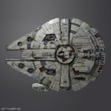 1/72 PG Star Wars Millennium Falcon