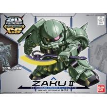 SD Gundam Cross Silhouette: MS-06F Zaku II