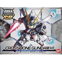 SD Gundam Cross Silhouette: XM-X1 Crossbone Gundam X-1