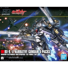 1/144 HGUC Narrative Gundam A-Packs