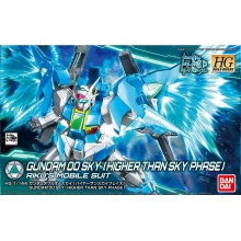 1/144 HGBD Gundam 00 Sky (Higher Than Sky Phase)