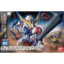 BB Gundam Barbatos Lupus DX