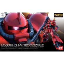 1/144 RG MS-06R-2 Johnny Ridden's Zaku II